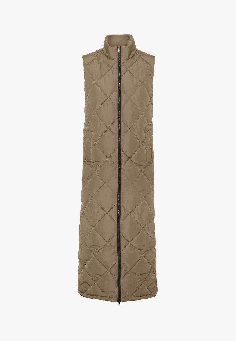 Noisy May - Waistcoat - beige