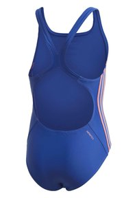 adidas Performance - ATHLY V 3-STRIPES SWIMSUIT - Swimsuit - blue - 1