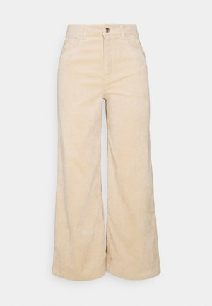 ONLMADISON-RILLA - Trousers - humus