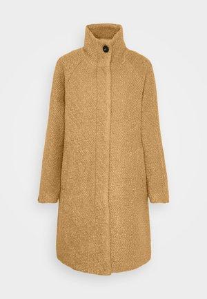 NUBRIO JACKET - Classic coat - tannin