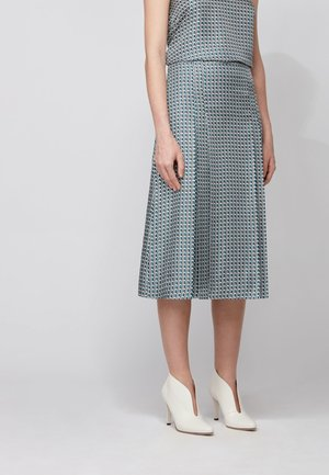 VIMAS - A-line skirt - patterned