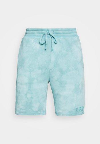 LOGO - Shortsit - mellow blue