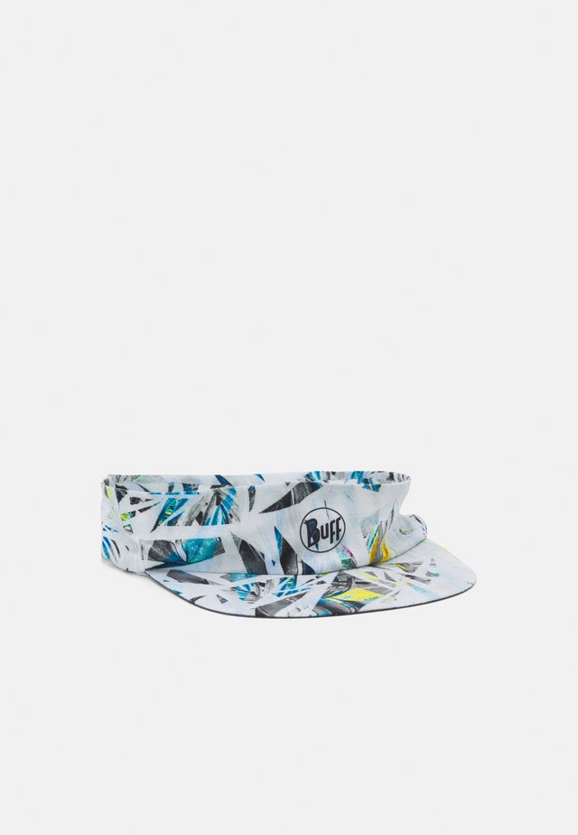 PACK RUN VISOR PATTERNED UNISEX - Casquette - ipe white