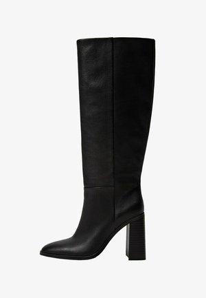 MER - Boots - schwarz