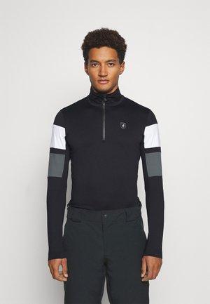 SAMU - Long sleeved top - black