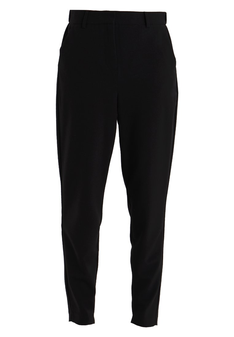 DANTA PANTS CROP Bukse black