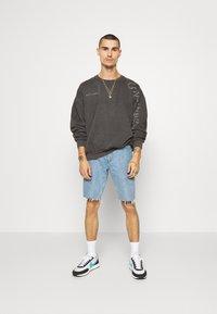 Topman - COPENHAGEN PRINT - Sweatshirt - black - 1