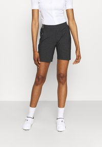 Vaude - WOMENS CYCLIST SHORTY - kurze Sporthose - black - 0