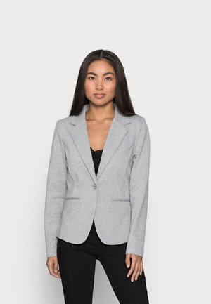 KATE - Blazer - grey melange