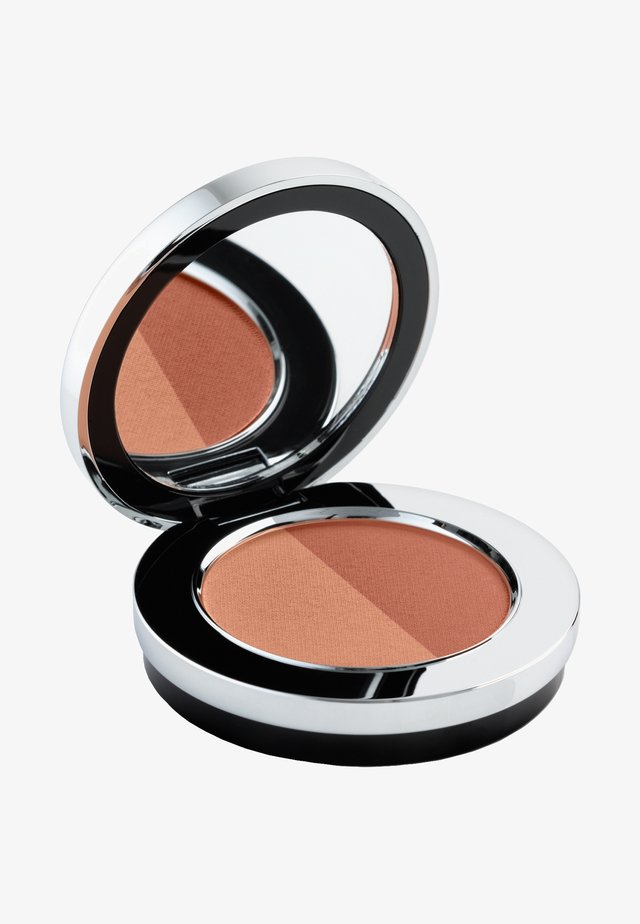 DUO EYESHADOWS CHOCOLATE - Eye shadow - camel