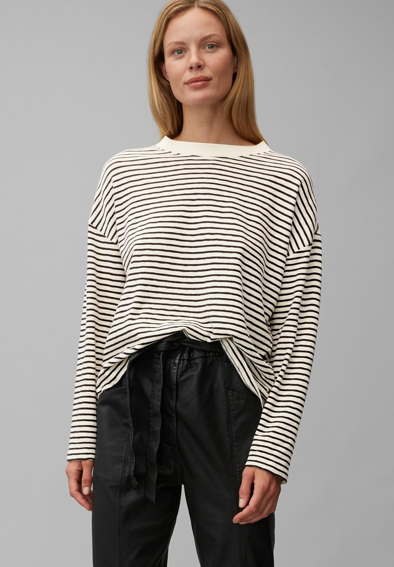 Marc O'Polo - Long sleeved top - multi/black