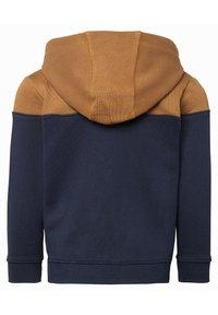Noppies - BOOSTER - Sweater met rits - black iris - 4