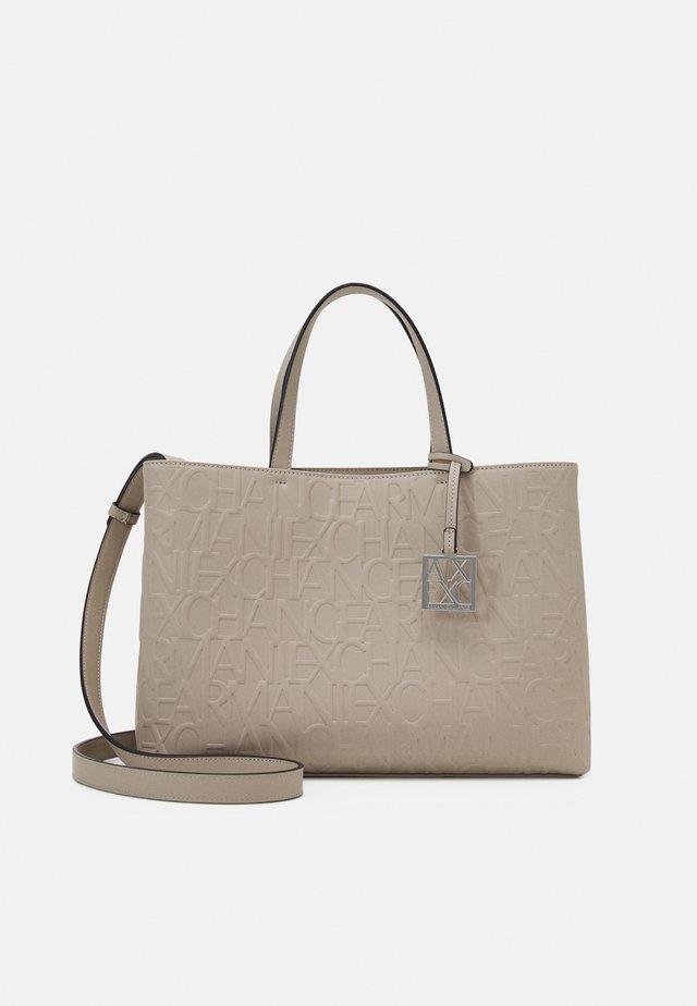SHOPPING BAG - Handtas - cachemire