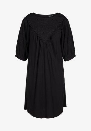 MED BRODERI  - Vestido informal - black