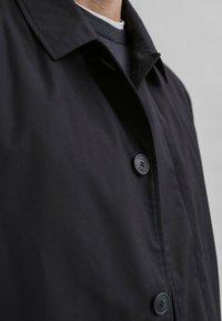 Massimo Dutti - Manteau classique - blue-black denim - 6