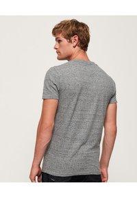 Superdry - ORANGE LABEL VINTAGE - T-shirt basic - grey - 2