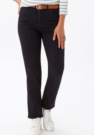 STYLE LAURA STONE - Slim fit jeans - black effekt
