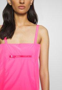 HOSBJERG - SABRINA DRESS - Denní šaty - pink - 5