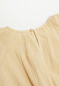 Mango - OHIO - Robe d'été - pastel yellow - 2