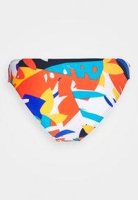 O'Neill - CRUZ BOTTOM - Bikini bottoms - blue/red - 1
