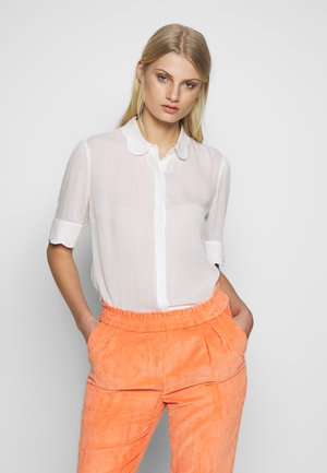 RONSIN - Button-down blouse - off white