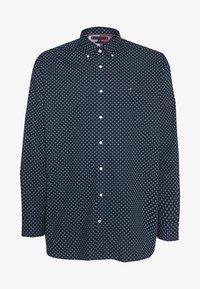 Tommy Hilfiger - FLORAL GEO PRINT - Overhemd - blue - 0