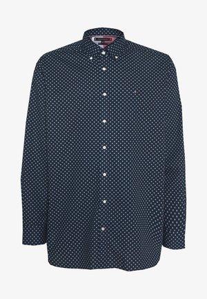 FLORAL GEO PRINT - Košile - blue