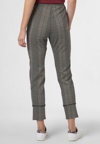 MAC - Leggings - Trousers - beige schoko - 1