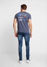 INDICODE JEANS - CULPEPER - Jeans straight leg - blue - 2