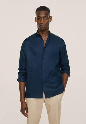 Shirt - bleu marine foncé