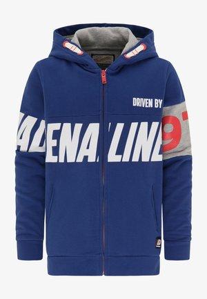 Zip-up hoodie - capri