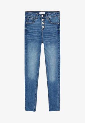 FILIPA - Skinny džíny - middenblauw