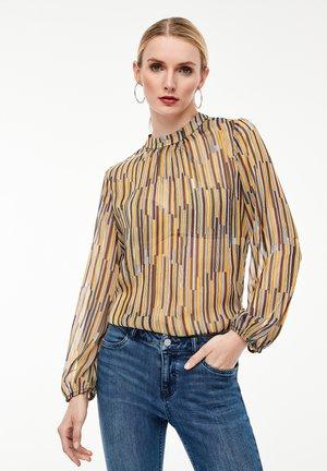 Blouse - multicolor stripes