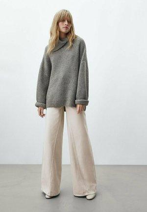 Spodnie materiałowe - light grey