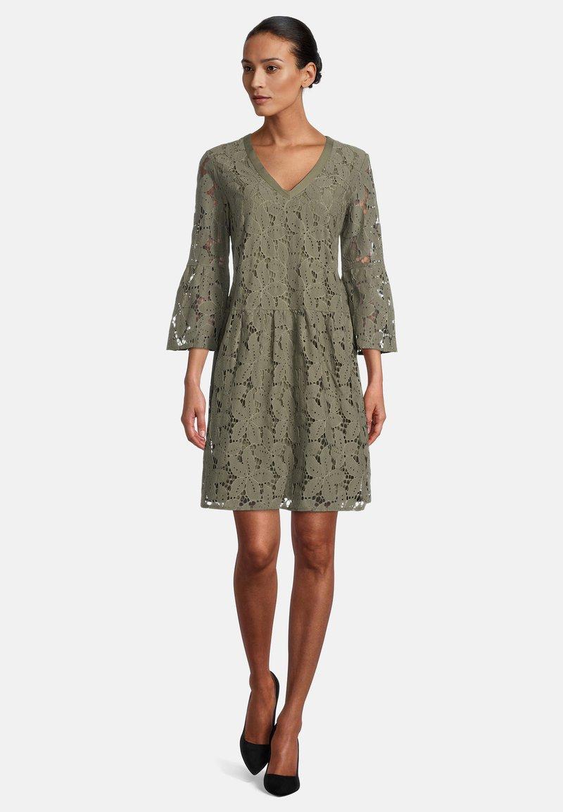 Betty Barclay - Day dress - dusty olive