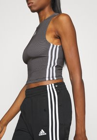 adidas Performance - TANK - Top - black - 3