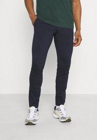 Only & Sons - ONSMARK TAP PANT  - Spodnie materiałowe - dress blues - 0