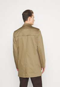 Selected Homme - SLHNEW TIMELESS  - Trenchcoat - petrified oak - 2