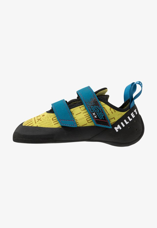 EASY UP  - Climbing shoes - wild lime