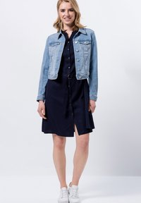 zero - Shirt dress - dark blue - 1