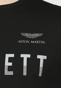 Hackett Aston Martin Racing - TEE - T-shirt print - black - 6