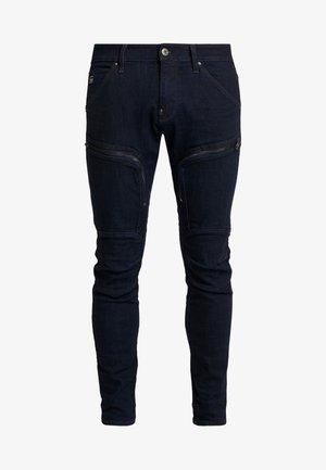 AIR DEFENCE ZIP SKINNY - Jeans Skinny Fit - raw denim