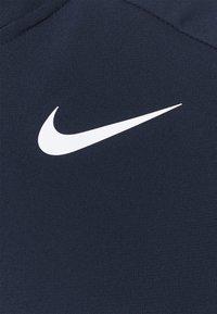 Nike Performance - FLEX VENT MAX - Träningsjacka - obsidian/white - 2