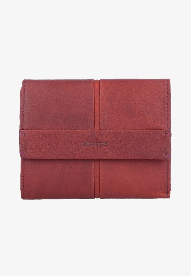 BIRKENFELD DALENE - Wallet - red