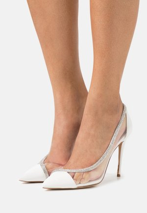 FIBETH - Klassiske pumps - white