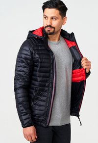 INDICODE JEANS - AGUILLAR - Winter jacket - black - 0
