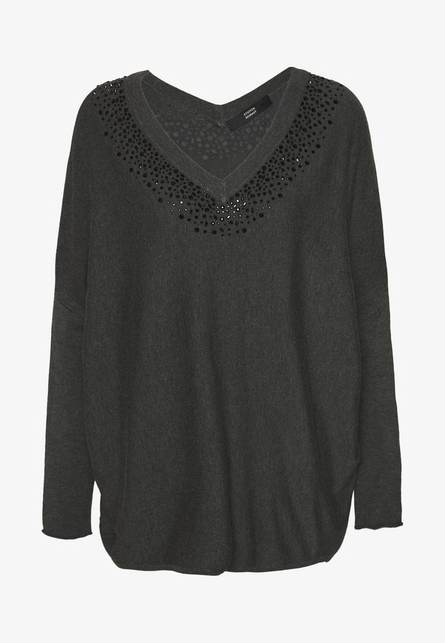 MATHILDE GLAM - Pullover - medium grey