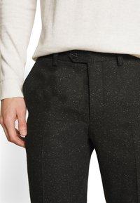 Jack & Jones PREMIUM - JPRRECYCLE TROUSER - Pantaloni eleganti - black - 3