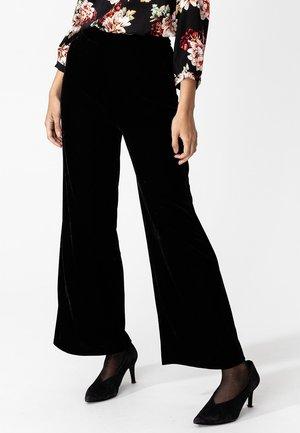 BINA - Trousers - black