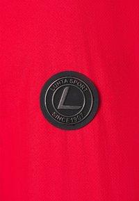 Luhta - KAUKAS - Hardshellová bunda - classic red - 5